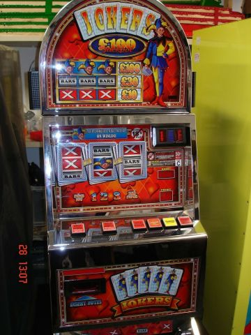 Jokers £100