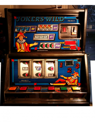 Jokers wild £4