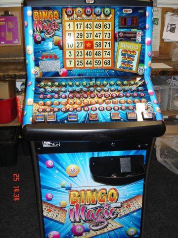 Concept Bingo Magic