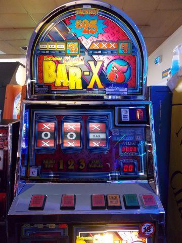 Electrocoins Classic Bar X £25 F