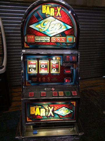 Electrocoin Bar X 10 £35 F
