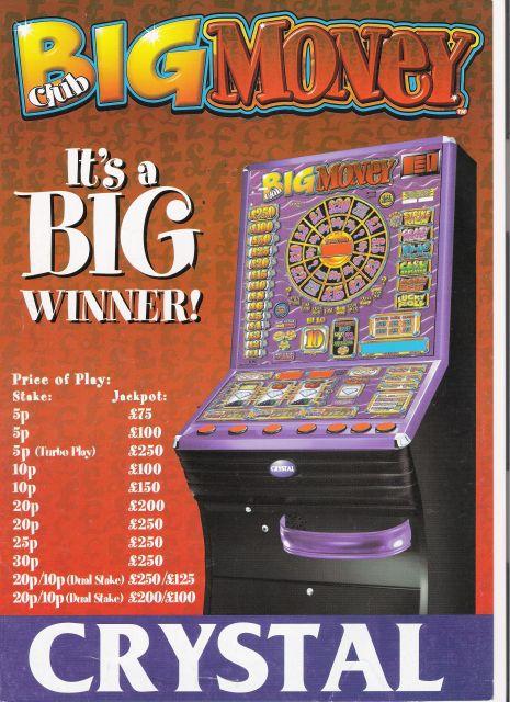 Club Big Money - Front
