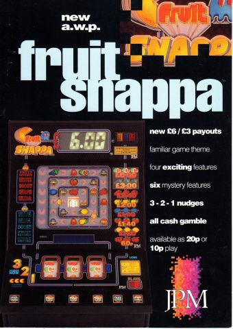 Fruit Snappa £6a